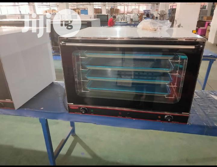 Convention Oven Table