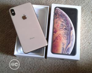 Apple iPhone XS Max 64 GB Gold   Mobile Phones for sale in Abuja (FCT) State, Wuse