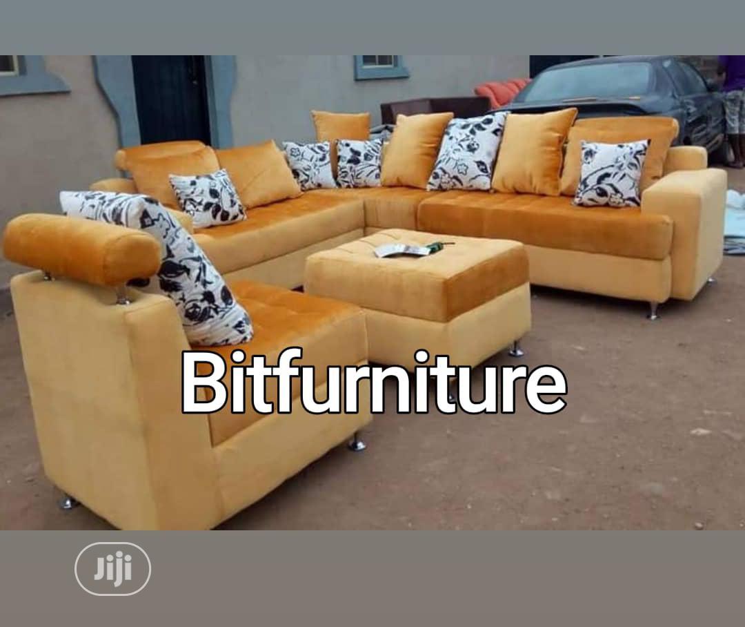 Extrinsic Set of Sofas
