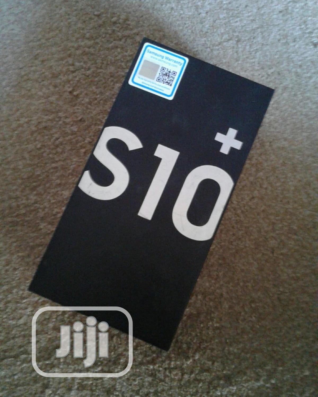 New Samsung Galaxy S10 Plus 128 GB White