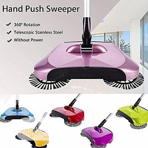 Generic Hand Push Sweeper And Cleaner