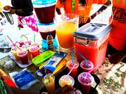 Fresh Assorted Fruit Juices & Tiger Nut Milk With Dates | Meals & Drinks for sale in Lagos State, Yaba