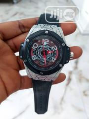 Hublot Leather Watch | Watches for sale in Lagos State, Ikeja