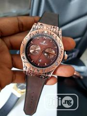 Hublot Leather Watch   Watches for sale in Lagos State, Ikeja
