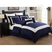 Durable Duvet, Bedsheet With 4 Pillow Cases-6*6 | Home Accessories for sale in Lagos State, Ikeja