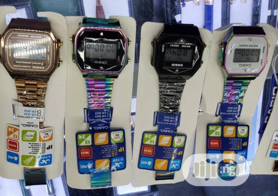 Casio Screen Touch | Watches for sale in Ikeja, Lagos State, Nigeria