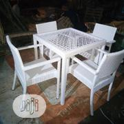 Restaurant Table With Chairs | Furniture for sale in Lagos State, Victoria Island