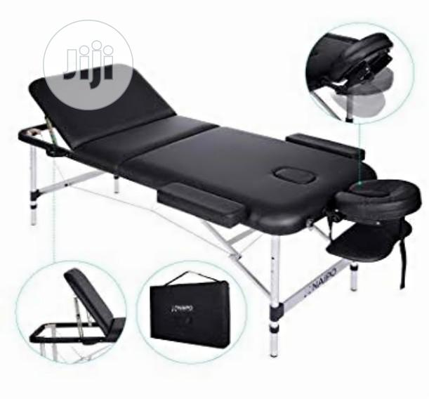 Standard Massage/Therapy Bed