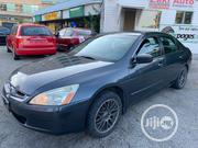 Honda Accord Automatic 2004 Gray | Cars for sale in Lagos State, Lekki Phase 1