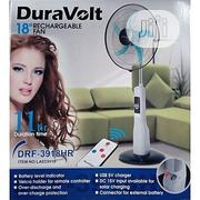 """Duravolt 18"""" Rechargeable Fan   Home Appliances for sale in Lagos State, Isolo"""