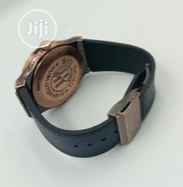 Hublot Carrabian Wrist Watch