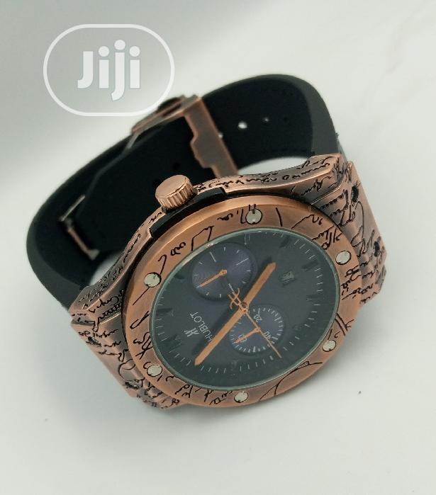 Hublot Carrabian Wrist Watch   Watches for sale in Lagos Island (Eko), Lagos State, Nigeria