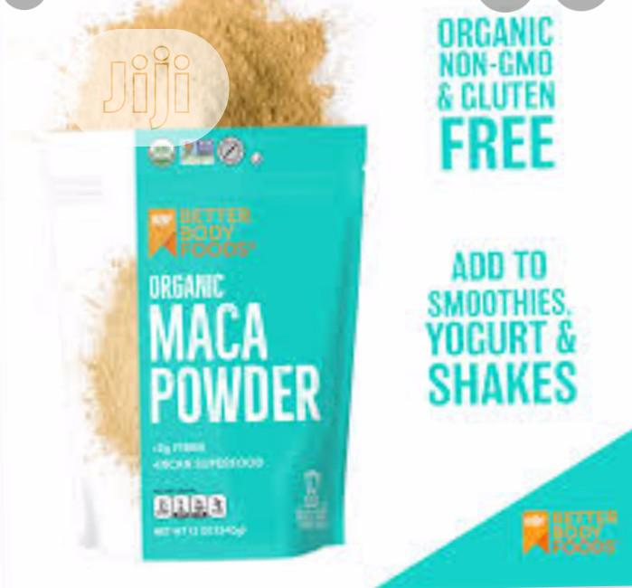 Archive: Organic Maca Powder