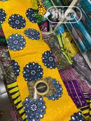 Krowntex 100% Cotton Wax Ankara   Clothing for sale in Lagos State, Ikeja