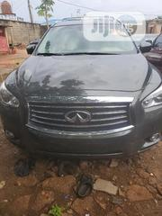 Infiniti JX 2013 35 AWD Green | Cars for sale in Lagos State, Ikotun/Igando