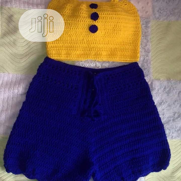Archive: Crochet Lingeries