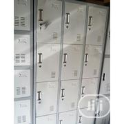 Unique 12 Compactment Workers Locker | Furniture for sale in Lagos State, Yaba