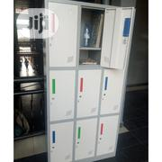 Nine Compactment Workers Locker | Furniture for sale in Lagos State, Yaba
