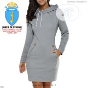 Female Mini Gown Hoodie | Clothing for sale in Lagos State, Lagos Island