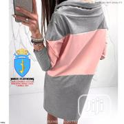Female Mini Gown Long Sleeve Hoodie | Clothing for sale in Lagos State, Lagos Island
