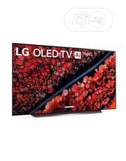 "LG Oled 65"" Smart+Satellite 4K Tv-tv 65 C9 | TV & DVD Equipment for sale in Lagos State, Agege"
