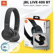 Original JBL LIVE 400BT Wireless On-ear Headphones | Headphones for sale in Lagos State, Ikeja