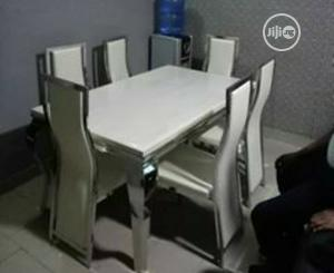 Quality Marble Dining Table   Furniture for sale in Lagos State, Oshodi
