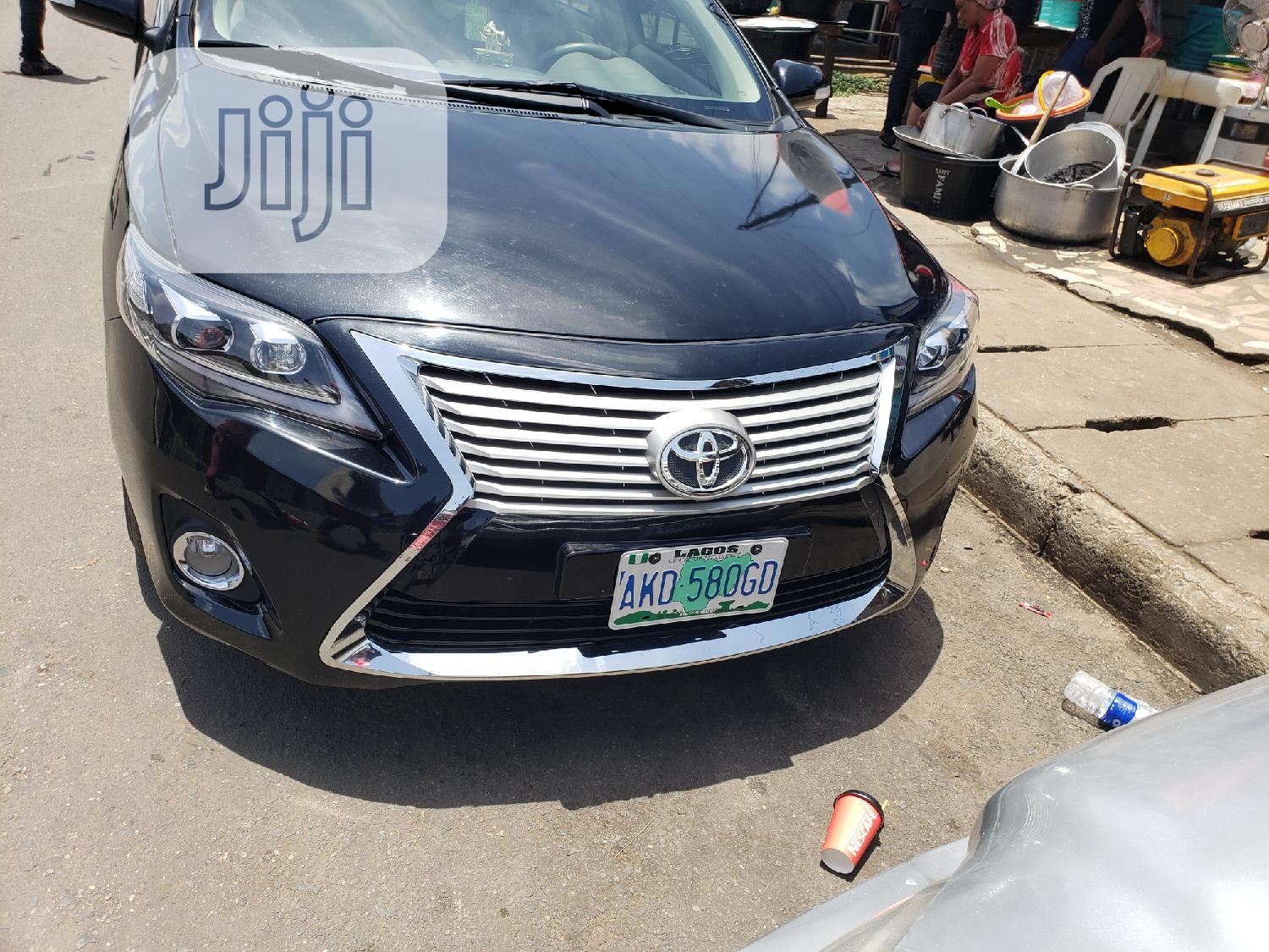 Upgrade Your Toyota Corolla 2008 To 2013   Vehicle Parts & Accessories for sale in Mushin, Lagos State, Nigeria