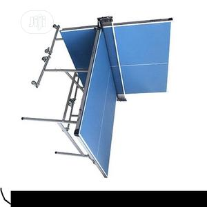 Water Resistant Outdoor Tennis Board With 2 Bats and 6 Balls | Sports Equipment for sale in Lagos State, Surulere
