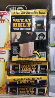 Sweat Belt Unisex Waist Trimmer/Trainer   Tools & Accessories for sale in Lagos State, Lagos Island