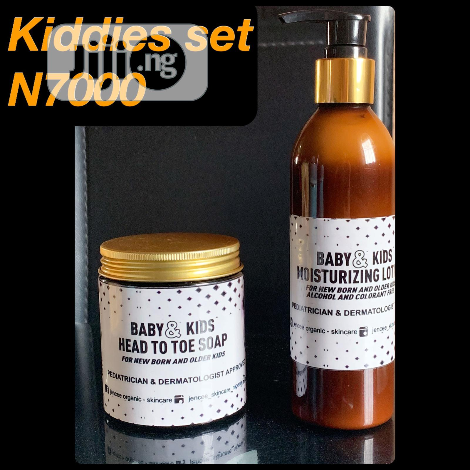 Kiddies Moisturizing Lotion and Soap | Bath & Body for sale in Amuwo-Odofin, Lagos State, Nigeria