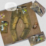 Exclusive Off White Jeans Now Available In Store   Clothing for sale in Lagos State, Lagos Island