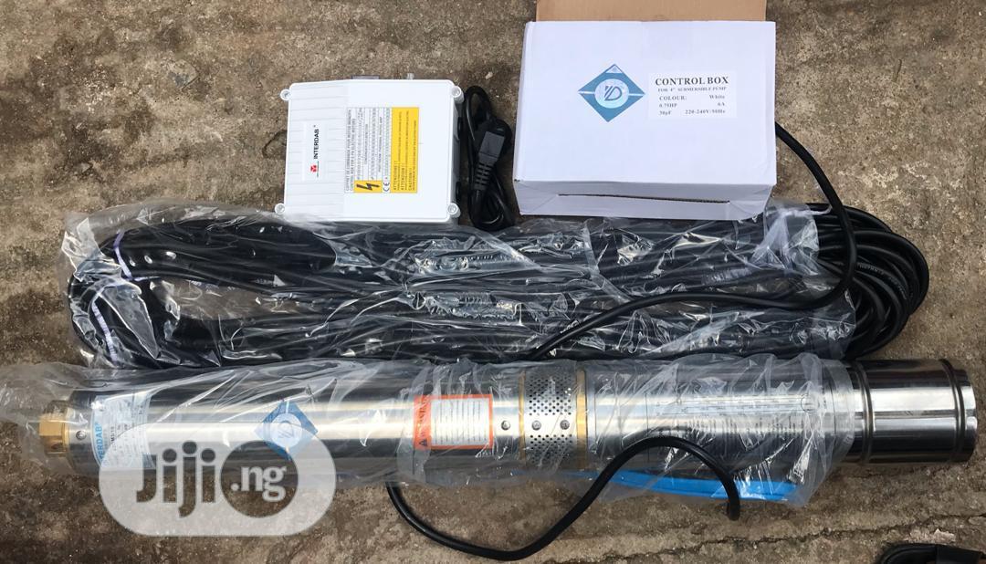 0.75hp Interdab Submersible Pump   Manufacturing Equipment for sale in Mushin, Lagos State, Nigeria