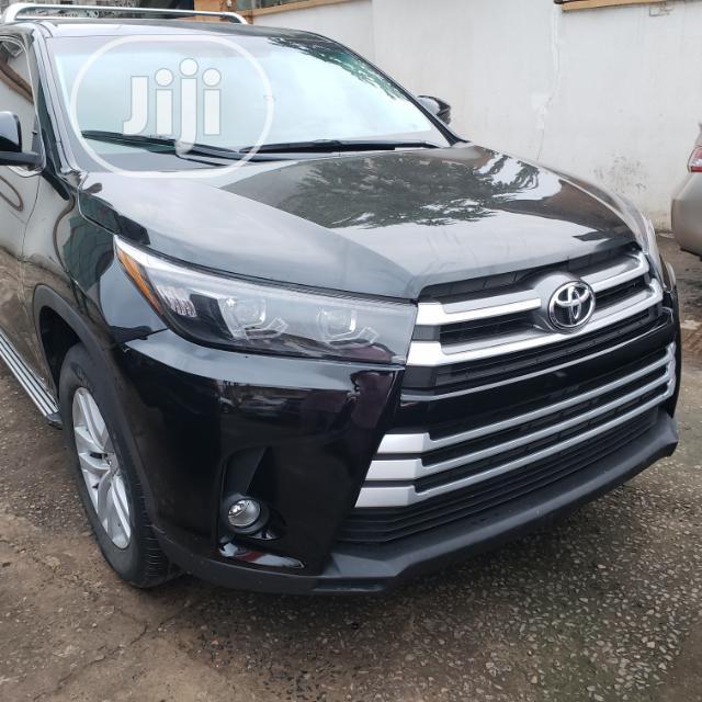 Complete Upgrade Kit Toyota Highlander 2015 to 2018