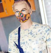 Double Texture Facemask | Clothing Accessories for sale in Lagos State, Ojo