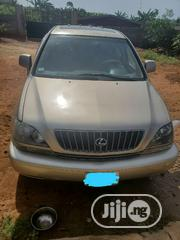 Lexus RX 2002 Gold | Cars for sale in Ondo State, Okitipupa