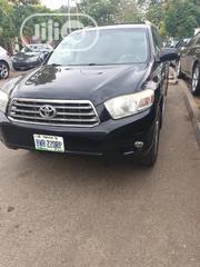 Toyota Highlander Limited 2008 Black | Cars for sale in Abuja (FCT) State, Garki 1