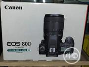 Canon Camera 80D | Photo & Video Cameras for sale in Lagos State, Lagos Island