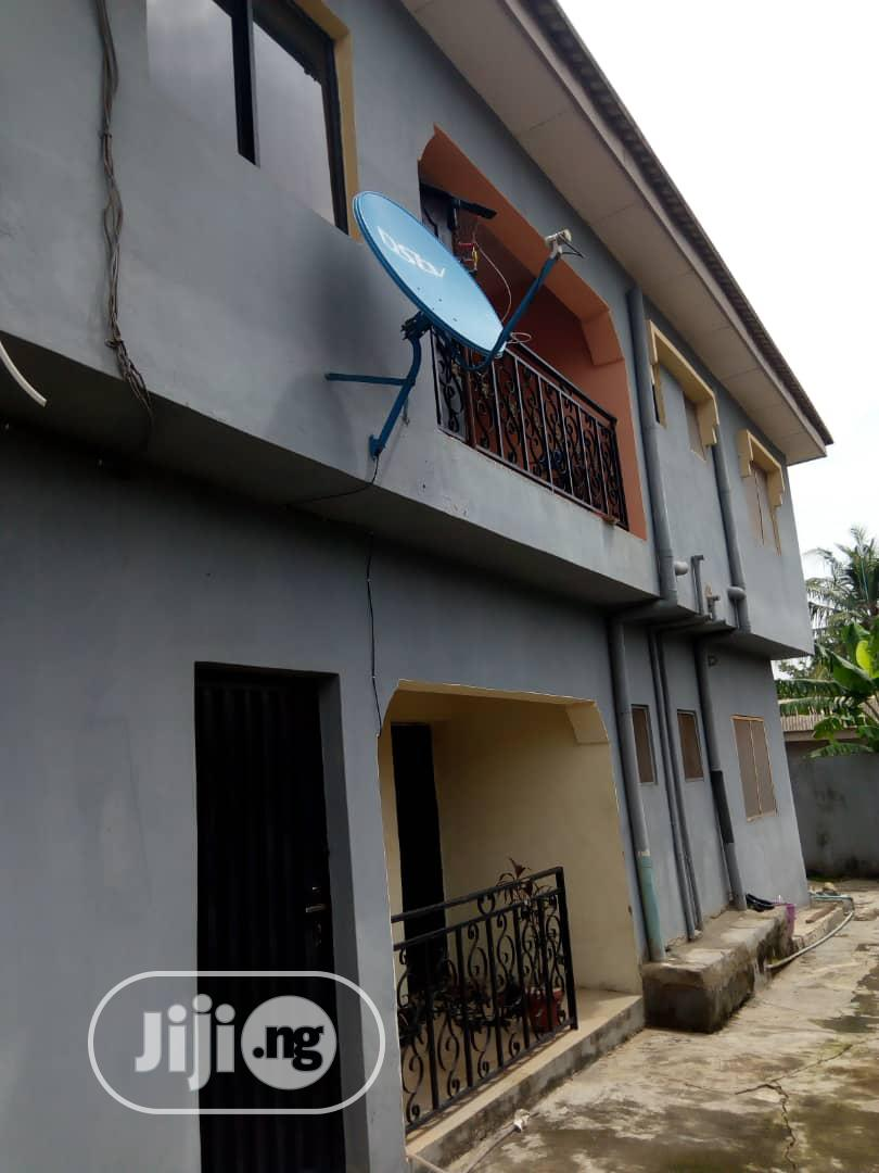 Cheap Block of 4flat Is Out for Sale at Goodwill Estate,Ojodu,Ikeja,Lag
