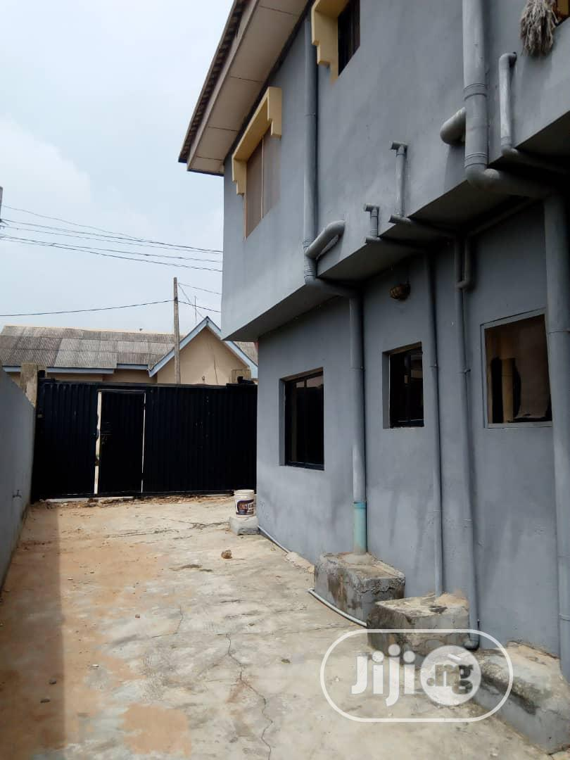Cheap Block of 4flat Is Out for Sale at Goodwill Estate,Ojodu,Ikeja,Lag | Houses & Apartments For Sale for sale in Ojodu, Lagos State, Nigeria