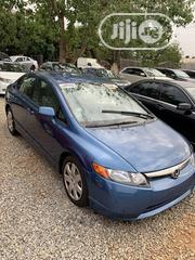 Honda Civic 2007 1.8 Sedan LX Automatic Blue | Cars for sale in Abuja (FCT) State, Gwarinpa