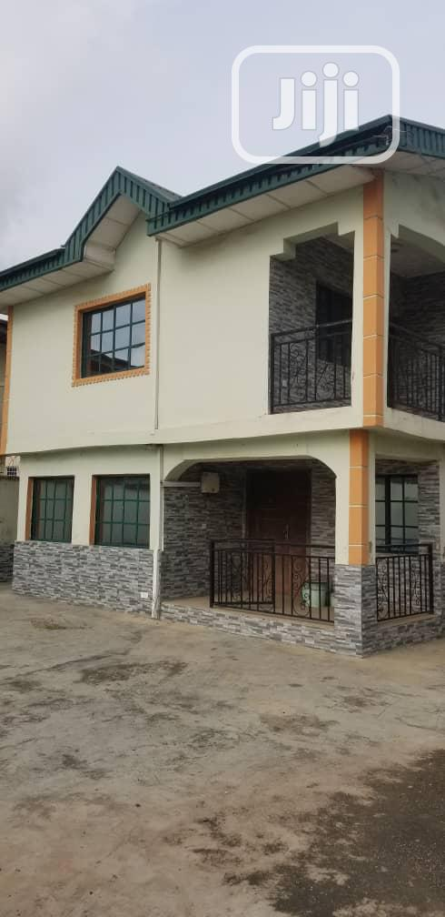 Neat 4 Bedrooms Duplex at Opic Estate