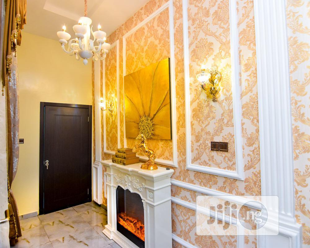 Pop Tv Wall Design And Interior Decorations