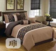 Cool Duvet,Bedsheet With 4 Pillow Cases-7x7 | Home Accessories for sale in Lagos State, Ikeja