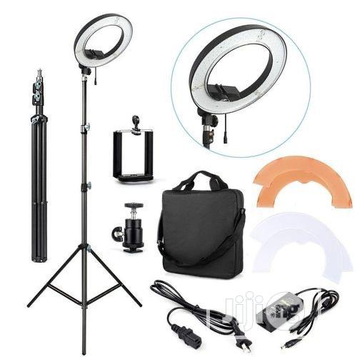 Ring Light 48cm LED 18 Inches Universal Dimmable Ring Light