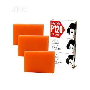 Kojic Acid Soap Kojie San 3in1 Bars Skin Lightening Soap | Bath & Body for sale in Lagos State, Alimosho