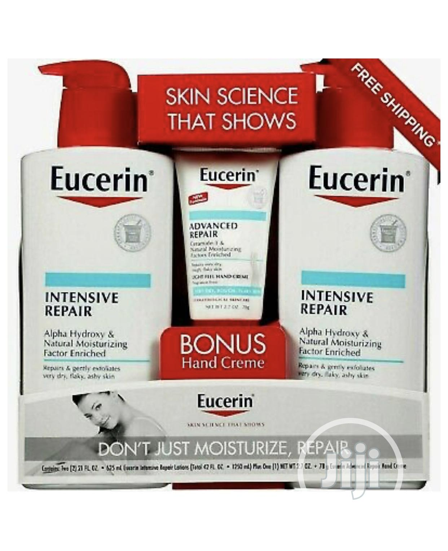 Eucerin Intensive Repair Lotion - 2pcs. Bonus + Hand Creme