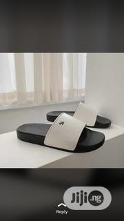 % Slides White | Shoes for sale in Lagos State, Lagos Island