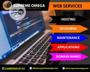 Web Development Company | Computer & IT Services for sale in Lagos State, Alimosho