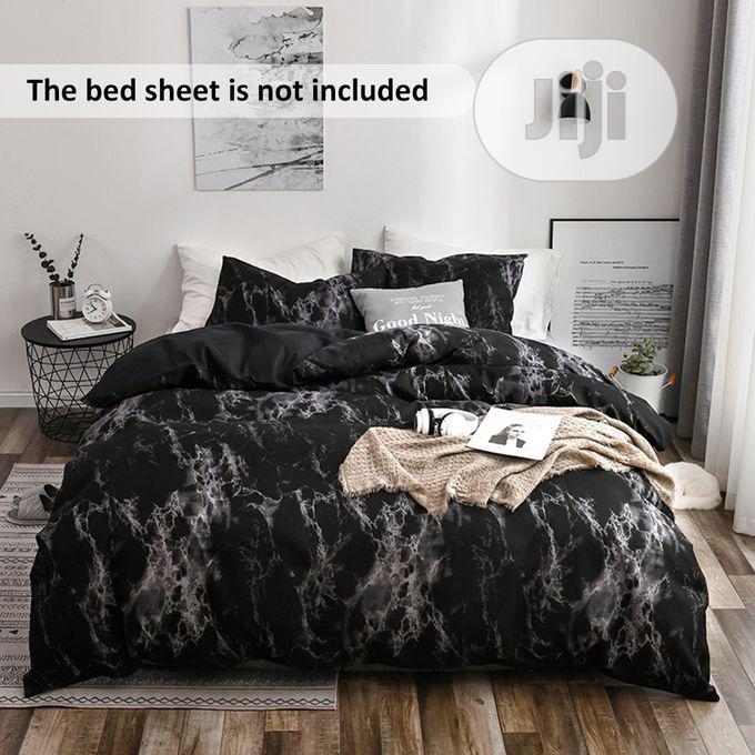Unique Duvet, Bedsheet With 4 Pillow Cases-7*7